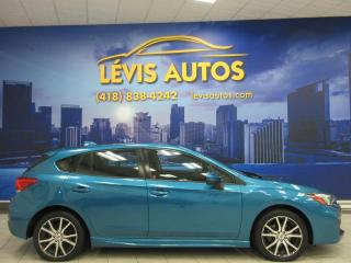Used 2017 Subaru Impreza SPORT AWD 46200 KM TOIT OUVRANT BANC CHA for sale in Lévis, QC