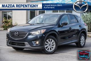 Used 2016 Mazda CX-5 GS FWD GPS TOIT DÉMAREUR 46.60$/SEM for sale in Repentigny, QC