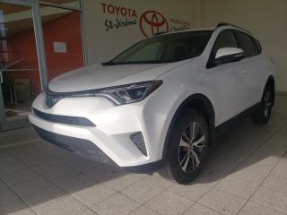 Used 2018 Toyota RAV4 * LE * AWD * 35 000 KM * CAMÉRA * SIÈGES CHAUFFANT for sale in Mirabel, QC