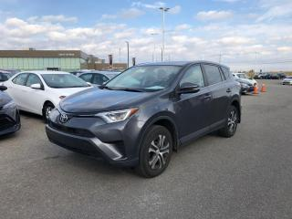 Used 2016 Toyota RAV4 * LE * AUTOMATIQUE * AIR CLIMATISÉ * for sale in Mirabel, QC