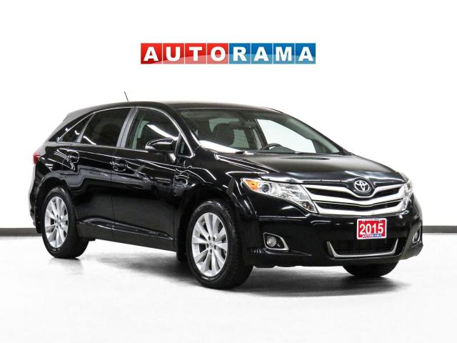 2015 Toyota Venza XLE AWD Navigation Leather PanoRoof Backup Cam