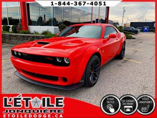Used 2019 Dodge Challenger Scat Pack 392 RT WIDEBODY for sale in Jonquière, QC