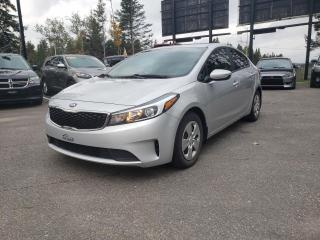 Used 2017 Kia Forte *LX* AT * A/C * BLUETOOTH * USB * for sale in Québec, QC