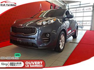 Used 2018 Kia Sportage *LX*CAMÉRA*BLUETOOTH*A/C* for sale in Québec, QC