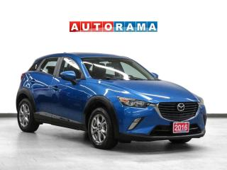 Used 2016 Mazda CX-3 GS AWD Navigation Leather Sunroof Backup Cam for sale in Toronto, ON