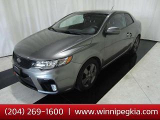 Used 2011 Kia Forte Koup EX *Low KM!* for sale in Winnipeg, MB