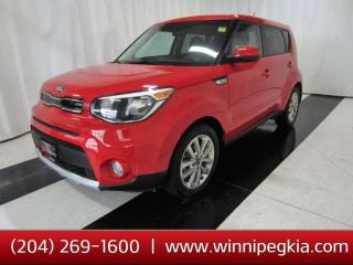 Used 2017 Kia Soul EX *Accident Free!* for sale in Winnipeg, MB