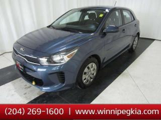 Used 2018 Kia Rio 5-Door 5DR LX+ AT *Always Owned In MB!* for sale in Winnipeg, MB
