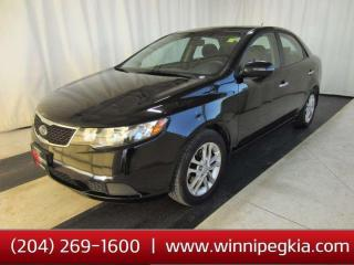 Used 2011 Kia Forte EX w/ Sunroof *Always Owned In MB!* for sale in Winnipeg, MB