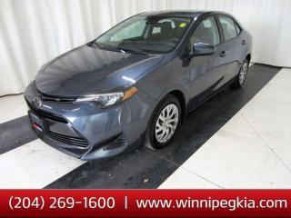 Used 2019 Toyota Corolla LE *Collision Free!* for sale in Winnipeg, MB