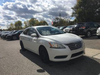 Used 2013 Nissan Sentra SV.VERY CLEAN -EXCELLENT CONDITION -GREAT ON GAS for sale in London, ON