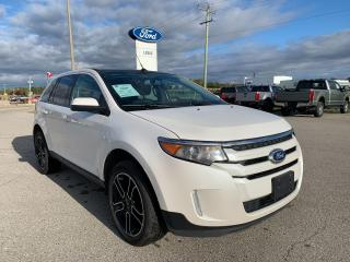 Used 2013 Ford Edge SEL for sale in Harriston, ON