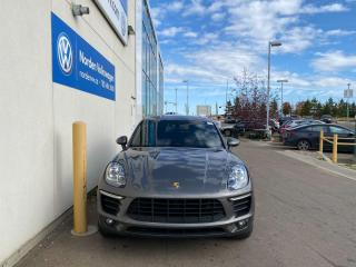 Used 2016 Porsche Macan S 4dr AWD Sport Utility - High Spec! for sale in Edmonton, AB