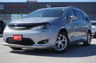 Used 2017 Chrysler Pacifica LEATHER | PWR DOORS | DVD for sale in Listowel, ON