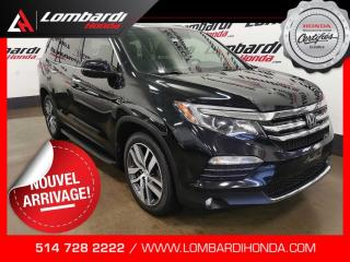 Used 2016 Honda Pilot TOURING|AWD|NAVI|CUIR| for sale in Montréal, QC