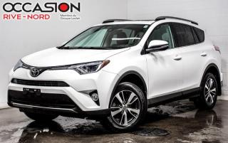 Used 2018 Toyota RAV4 XLE AWD TOIT.OUVRANT+SIEGES.CHAUFANTS+MAGS for sale in Boisbriand, QC