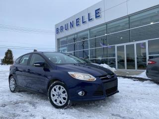 Used 2012 Ford Focus SE Bluetooth cruise control for sale in St-Eustache, QC