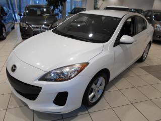 Used 2012 Mazda MAZDA3 GX ** TRES BAS KM,GR.ELECT.IMBATTABLE ** for sale in Montréal, QC