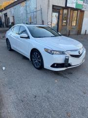 Used 2015 Acura TLX V6 Advance Tech for sale in Winnipeg, MB
