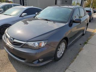 Used 2010 Subaru Impreza 2.5i w/Sport Pkg*AWD** for sale in Hamilton, ON