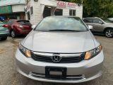 Photo of Silver 2012 Honda Civic