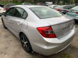 2012 Honda Civic Safety Certification included the Asking Price LX
