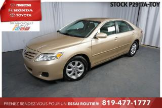 Used 2011 Toyota Camry BLUETOOTH| SIÈGE ÉLECTRIQUE| MAGS for sale in Drummondville, QC