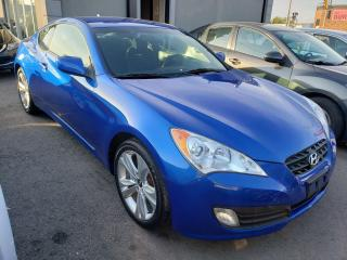 Used 2011 Hyundai Genesis Coupe **LOW KMS** for sale in Hamilton, ON