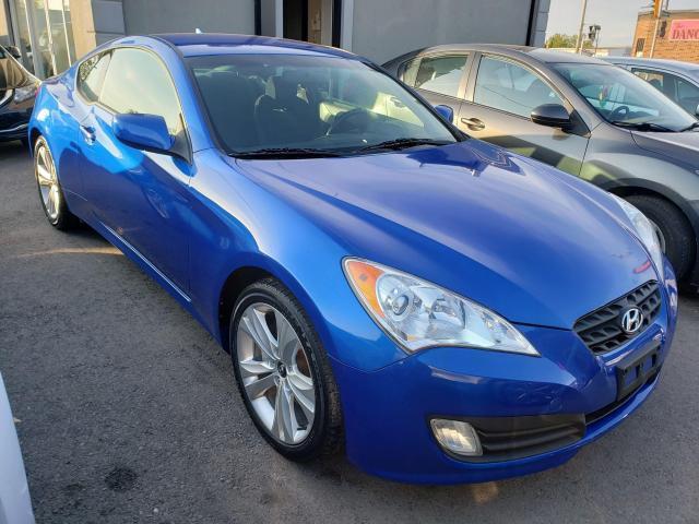 2011 Hyundai Genesis Coupe **LOW KMS**