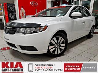 Used 2013 Kia Forte EX ** SIÈGES CHAUFFANTS / MAGS for sale in St-Hyacinthe, QC