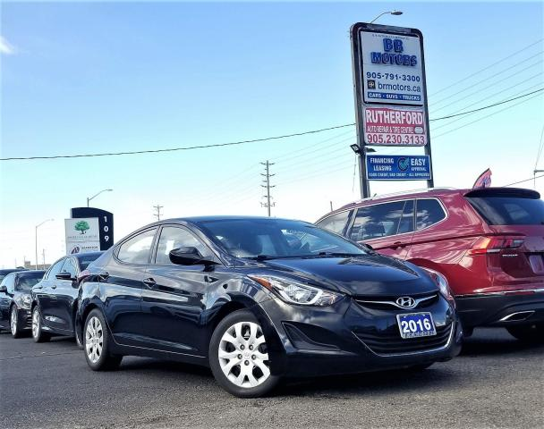 2016 Hyundai Elantra NO Accidents| Automatic | GL | Low KM'S