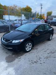 Used 2014 Honda Civic LX for sale in Winnipeg, MB
