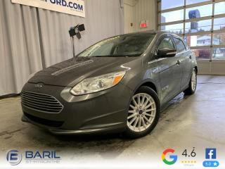 Used 2018 Ford Focus ÉLECTRIQUE à hayon for sale in St-Hyacinthe, QC