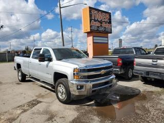 Used 2016 Chevrolet Silverado 2500 LT*DURAMAX DIESEL*ONLY 23,000KMS*CREW*4X4*CERT for sale in London, ON
