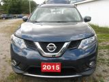 Photo of Blue 2015 Nissan Rogue