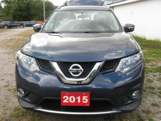 Used 2015 Nissan Rogue CLOTH for sale in Ailsa Craig, ON