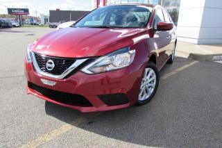 Used 2017 Nissan Sentra Berline 4 portes, CVT SV for sale in Montmagny, QC