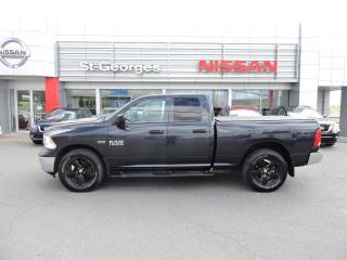 Used 2017 RAM 1500 Cabine quad 4RM, 140,5 po SXT for sale in St-Georges, QC