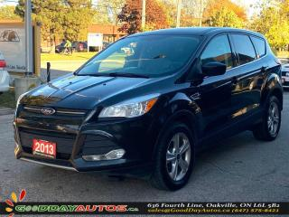 Used 2013 Ford Escape SE|NO ACCIDENT|4WD|BLUETOOTH|WARRANTY|CERTIFIED for sale in Oakville, ON