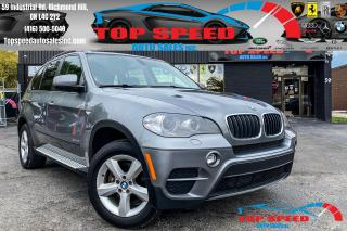 Used 2012 BMW X5 XDrive35i / AWD / MOON ROOF /KEYLESS / PUSH TO STA for sale in Richmond Hill, ON