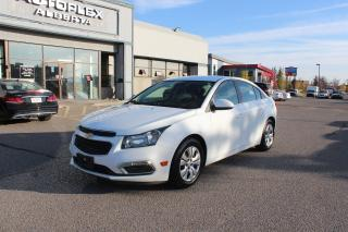 Used 2015 Chevrolet Cruze 1LT for sale in Calgary, AB