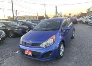 Used 2012 Kia Rio LX+ for sale in Hamilton, ON