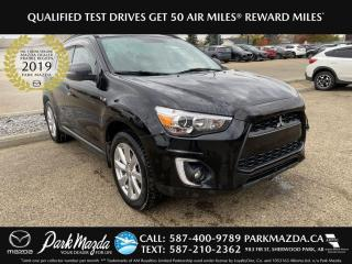 Used 2015 Mitsubishi RVR GT for sale in Sherwood Park, AB