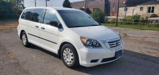Used 2009 Honda Odyssey DX for sale in Guelph, ON