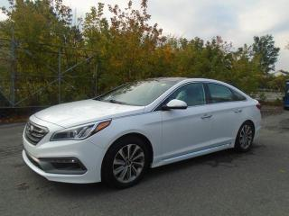 Used 2015 Hyundai Sonata Sport Tech for sale in Ottawa, ON