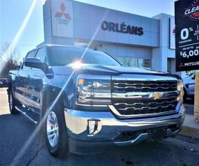 Used 2017 Chevrolet Silverado 1500 2LZ for sale in Orléans, ON