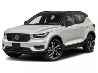 New 2021 Volvo XC40 R-Design for sale in Winnipeg, MB