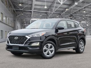 New 2021 Hyundai Tucson Essential AWD Demo Model for sale in Winnipeg, MB