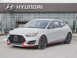 New 2021 Hyundai Veloster N DCT ALLOY WINTER TIRE PKG for sale in Winnipeg, MB