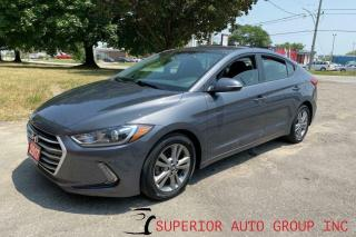 Used 2017 Hyundai Elantra GL Reverse Camera - Heated seats & Steering for sale in Brampton, ON